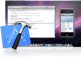 XCode Mac IPhone Development.